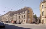 От Дома Рогова в Санкт-Петербурге останется историческая высота в 15,56 м