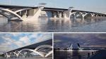 Большой Смоленский мост станет разводным