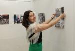 Выставка графики Александры Янченко «Городские зарисовки»