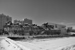 Здание библиотеки ИНИОН обещают восстановить по проекту Якова Белопольского