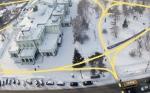 Про клаузуру на тему сквера Дзержинского