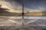 Исторический центр Петербурга будут охранять поквартально