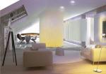 Интерьер квартиры с мансардой
