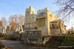 «Дача со слонами» может стать филиалом Музея архитектуры им. Щусева
