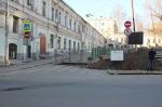 Дом Ярошенко в Москве под угрозой разрушения