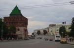 Строительство девятиэтажки на площади Минина в Нижнем Новгороде незаконно - градозащитники