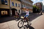 На Бульварном кольце к лету появится велодорожка