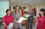 Студентки ИРНИТУ стали серебряными призерами городского конкурса по благоустройству Нижней Набережной