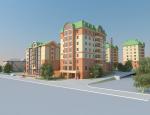 Барнаульская Византия: жилой комплекс «Покровский» строится в Барнауле