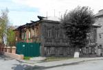 Горевший дом Привалова в Тюмени будет сохранен