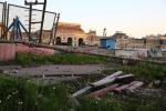 На месте долгостроя на Павелецкой площади построят транспортно-пересадочный узел