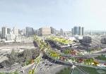 Газоны вместо эстакад: как архитекторы создают парки над землей