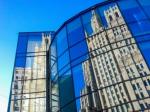 В Москве будут строить дома со стеклянными подъездами