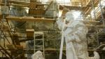 Памятник князю Владимиру создан в виде 13-метрового макета