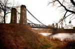 Цепные мосты в Псковской области