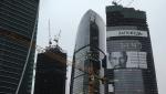 """Строительство в башне """"Федерация"""" планируют завершить летом 2016 года"""