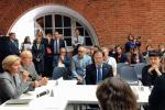 Нижегородский Арсенал открыли симпозиумом о пользе современного искусства
