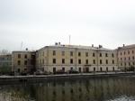 Фабрика ассигнационных бумаг в Пушкине продолжает разрушаться