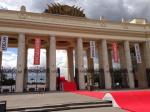 В парке Горького открывается арка главного входа и площадь Искусств