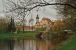 Беларусь, Минская область: Несвижский замок