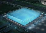 Начато строительство Олимпийского бассейна в Пекине