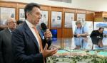 Открылась выставка проектов будущего Парламентского центра