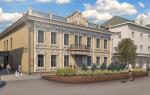 Архитекторы представили проект реконструкции исторической аптеки Крюгера в Барнауле
