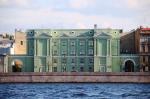 Ленинград. Школа на набережной Робеспьера. 1936, 1946