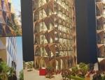 В Екатеринбурге построят «квадратный ананас» по проекту Нормана Фостера