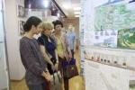 Город будущего представили студенты Комсомольска на выставке «АРХиЮНОСТЬ»
