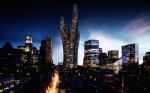 Города и небоскребы. Опыт архитектурной фантазии.