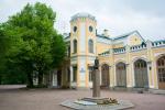 Албин в Стрельне: Львовский дворец отреставрирован на пять, но картины стоит подписать