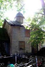 Под Новоржевом обломился купол церкви, построенной при Екатерине Великой
