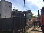Разрушенная стена XVIII века в центре Вологды привлекла внимание чиновников