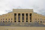 МУГИСО будет проверять реконструкцию Центрального стадиона каждую неделю