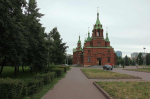 Началась активная подготовка к реставрации храма Александра Невского