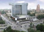 Мультик в 27 этажей. Его можно будет посмотреть на месте Черемушкинского рынка