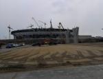 Смольный: Стадион «Зенит-Арена» готов на 74%