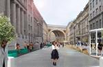 В Петербурге освободят пространство для пешеходов