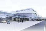 Сахалинцы могут проголосовать за проект здания нового аэровокзала