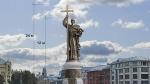 О памятнике князю Владимиру спросят еще раз
