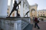 Кленовая гостиная императрицы. Интерьеры Александровского дворца восстановят по старинным фотоснимкам