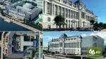 Высотка, дворец или «сдержанный хай-тэк»? Выбираем, что лучше построить на берегу Исети