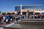 Вокзал Новосибирск-Восточный открылся после глобальной реконструкции