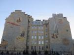 Брандмауэры в Петербурге: архитекторы против художников