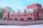 Опубликован эскизный проект театра кукол «Сказка» в Барнауле