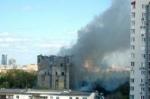 После пожара старинный элеватор в центре Челябинска может пойти под снос