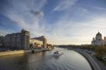 Частные инвесторы обустроят более 30 км набережных Москвы-реки