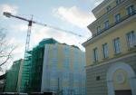 В центре Москвы вместо новых бизнес-центров появятся скверы