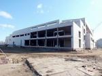 Недостроенный дворец спорта в Иванове законсервируют, чтобы он не развалился